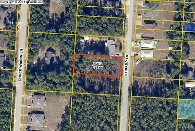 Milton Residential Lots & Land For Sale: 6857 Stirrup Ln