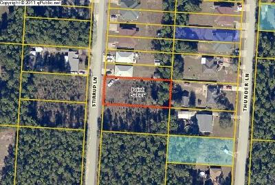 Milton Residential Lots & Land For Sale: 6856 Stirrup Ln
