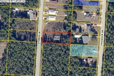 Milton Residential Lots & Land For Sale: 6850 Stirrup Ln