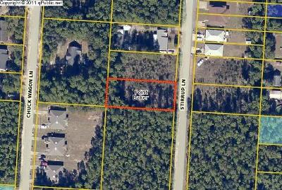 Milton Residential Lots & Land For Sale: 6851 Stirrup Ln