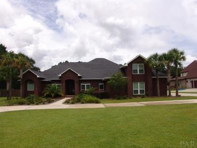 Pace Single Family Home For Sale: 2882 Tunnel Rd