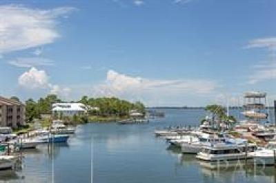 Perdido Key Condo/Townhouse For Sale: 14100 River Rd