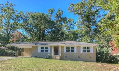 Pensacola Single Family Home For Sale: N 3313 17th Ave