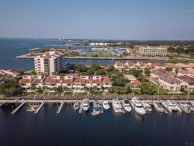Pensacola Condo/Townhouse For Sale: 16 Port Royal Way