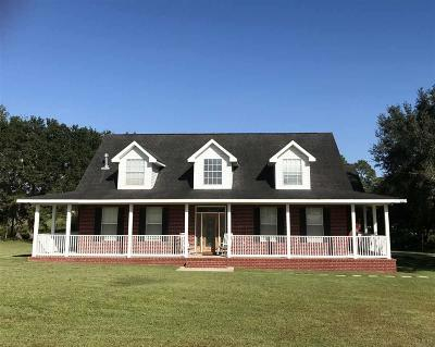 Cantonment Single Family Home For Sale: 3124 Pine Forest Rd