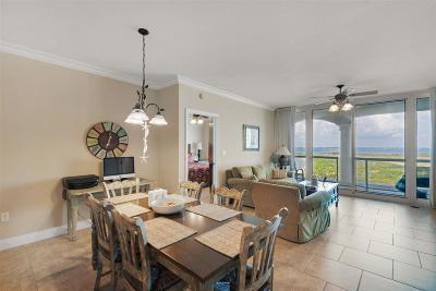 Pensacola Beach Condo/Townhouse For Sale: 4 Portofino Dr #603