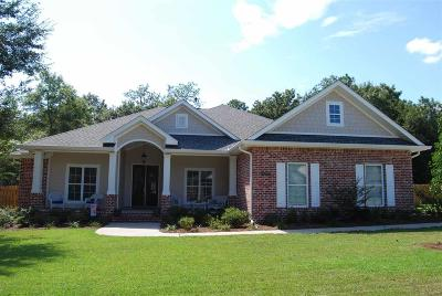 Pensacola Single Family Home For Sale: 8304 Foxtail Loop
