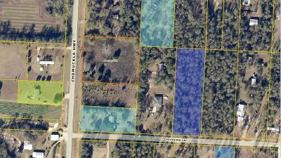 Jay Residential Lots & Land For Sale: 8896 Chumuckla Hwy