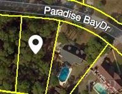 Gulf Breeze Residential Lots & Land For Sale: Lot 1 Paradise Bay