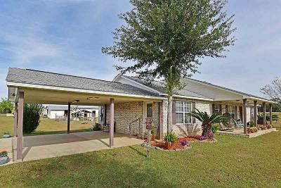 Milton Single Family Home For Sale: 6208 Hwy 178