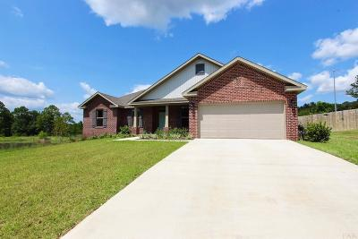 Pensacola Single Family Home For Sale: 6090 Basswood Blvd