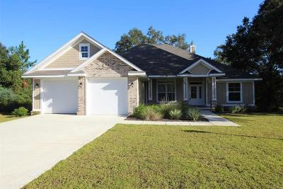 Pensacola Single Family Home For Sale: 5906 Walter Franklin Rd