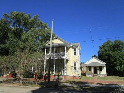 Pensacola Multi Family Home For Sale: W 316 Strong St