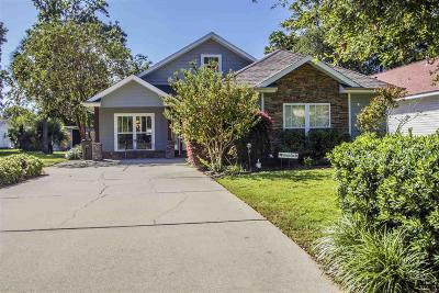 Pensacola Single Family Home For Sale: E 1215 Hatton St