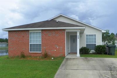 Pensacola Multi Family Home For Sale: 500 Ashwood Ln