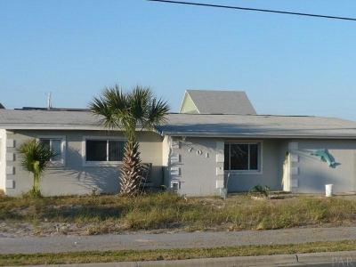 Pensacola Beach Single Family Home For Sale: 701 Via Deluna Dr