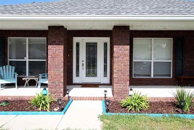 Pensacola Single Family Home For Sale: 11572 Belize Dr