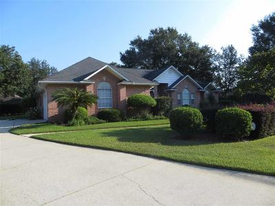 Pace Single Family Home For Sale: 3044 Eagle Pointe Dr