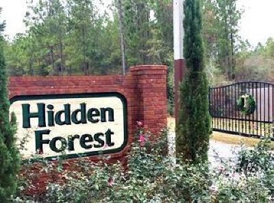 Pace Residential Lots & Land For Sale: Vacant Land Hidden Forest Trail