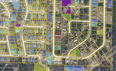 Gulf Breeze Residential Lots & Land For Sale: 1953 Justice Cir