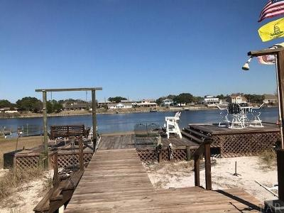 Perdido Key Single Family Home For Sale: 13912 River Rd