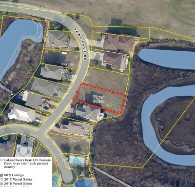 Gulf Breeze Residential Lots & Land For Sale: 1164 Sawgrass Dr
