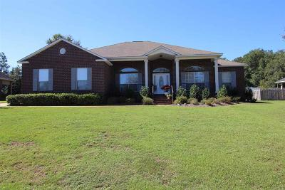 Pace Single Family Home For Sale: 5935 Cromwell Dr