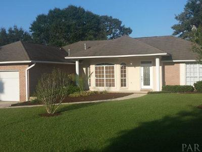 Cantonment Single Family Home For Sale: 3355 Alysheba Dr