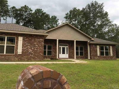Cantonment Single Family Home For Sale: 792 Jacobs Way