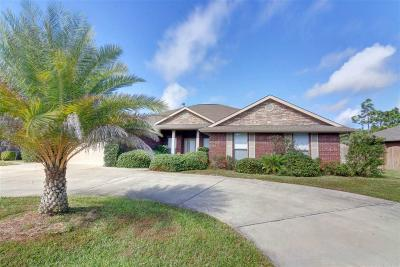 Gulf Breeze Single Family Home For Sale: 1797 Twin Pine Blvd