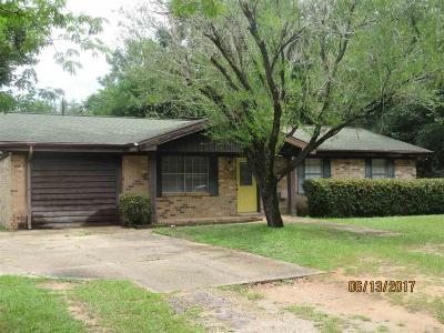 Pensacola Single Family Home For Sale: 7308 Mobile Hwy