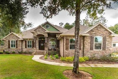 Pensacola Single Family Home For Sale: 8352 Foxtail Loop