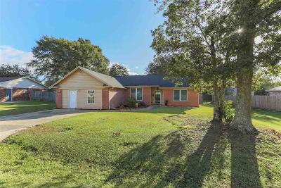 Pace Single Family Home For Sale: 5705 Dove Dr