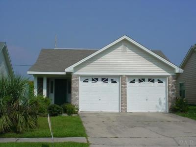 Gulf Breeze Rental For Rent: 1438 Sterling Point Dr