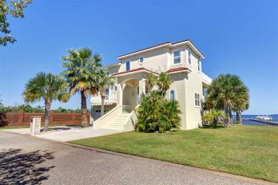 Gulf Breeze Single Family Home For Sale: 20 Baybridge Dr