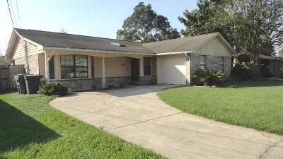 Pensacola Single Family Home For Sale: 847 Amberway Dr