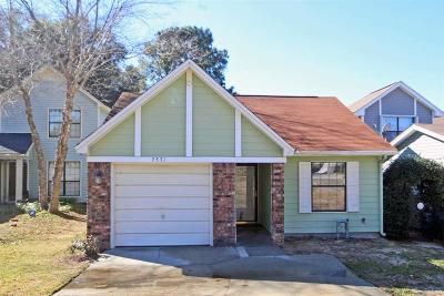 Pensacola Rental For Rent: 7571 Southpointe Pl