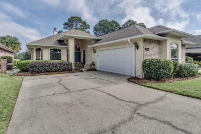 Gulf Breeze Single Family Home For Sale: 4123 Tiger Point Blvd