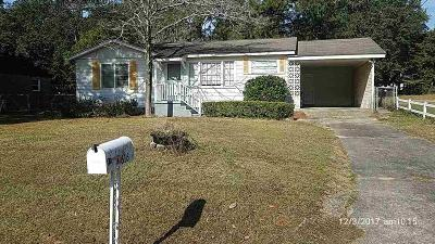 Pensacola Single Family Home For Sale: 616 Wynnehurst