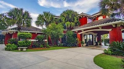 Pensacola FL Single Family Home For Sale: $1,300,000