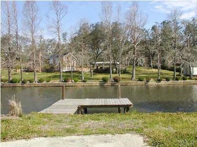 Pensacola, Pensacola Beach Single Family Home For Sale: 3330 Bayou Dr
