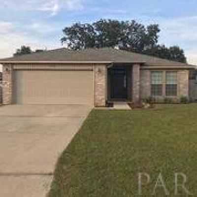 Cantonment Rental For Rent: 290 Wiregrass Place