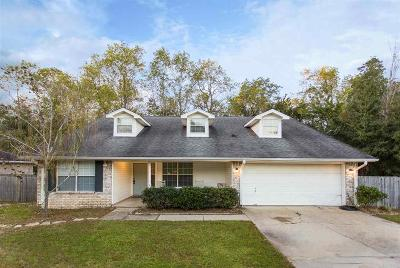 Cantonment Single Family Home For Sale: 624 Ashford Rd