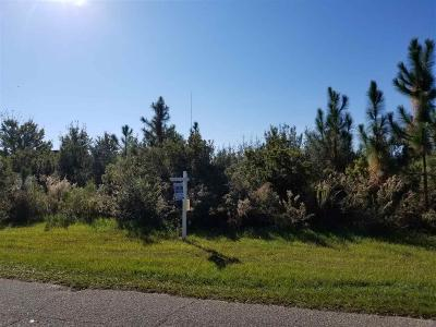 Pace Residential Lots & Land For Sale: Whitley Ln