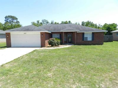 Pace Rental For Rent: 4025 Sheridan Dr