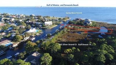 Gulf Breeze Residential Lots & Land For Sale: 841 Silver Strand St
