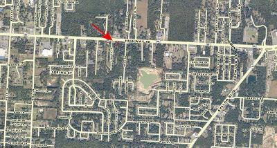 Pace Residential Lots & Land For Sale: 5417 Us Highway 90