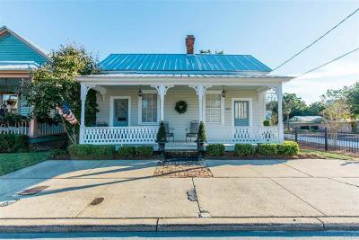Pensacola Single Family Home For Sale: E 423 Government St