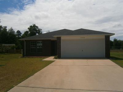 Milton Rental For Rent: 7030 Tylerwood Ct