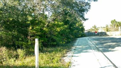 Gulf Breeze Residential Lots & Land For Sale: 5398 Woodlake Tr #lot B no